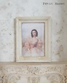 Schilderij met Portret