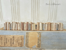 Stapeltje Oude Boekjes