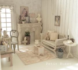Prachtige Brocante Sofa