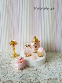 Roze Parfumsetje