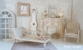 Laag, Brocante Daybed