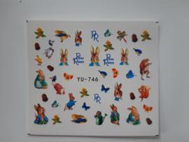 Peter Rabbit 746