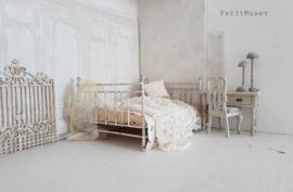 Brocante IJzer Bed
