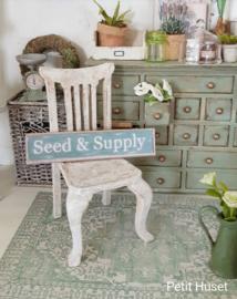 Seeds Sign
