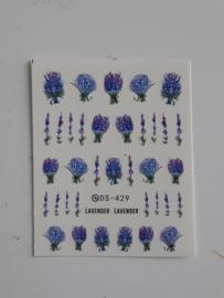 Lavendel Decals