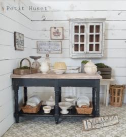 Oud Keukeneiland / Sidetable
