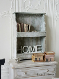 Primitive Early American Shelf.