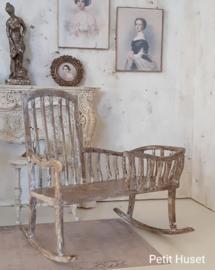Winsor Nanny Rocking Chair 18de Eeuw