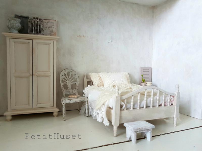 Brocante Bed