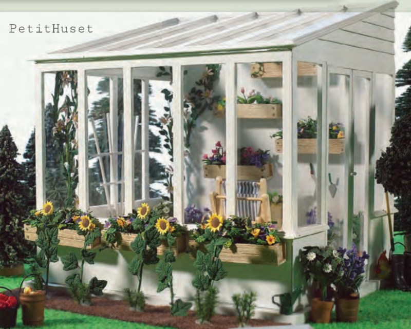 Greenhouse Conservatory Wit