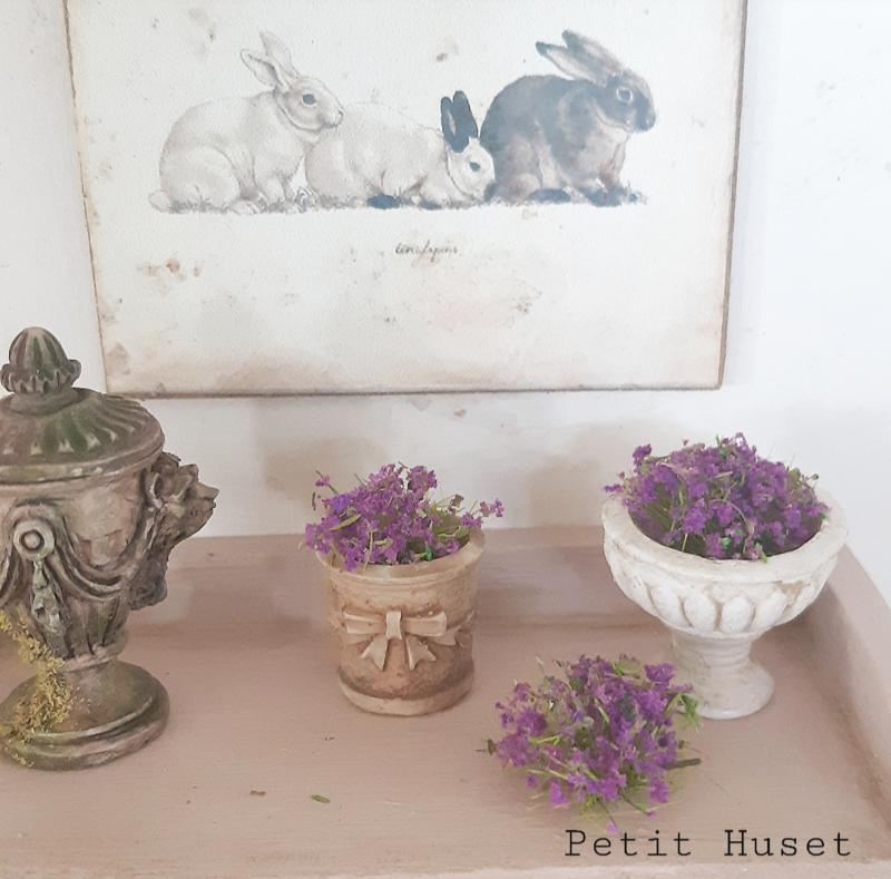 """Polletje """" Lavendel"""""""