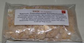 Natrium Zwavellever 1Kg vlokken