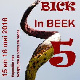 Fotoboek expositie BICK in Beek editie 2016.
