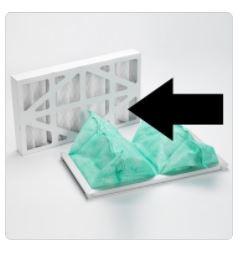 Reserve buitenfilter voor Stof filter voor werkplaats