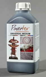 Powertex Zwart  500gr verpakking