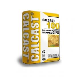 Gips  Mallengips Calcast 100 25Kg zak