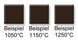 Kleurstabiel pigment koolbruin, 325
