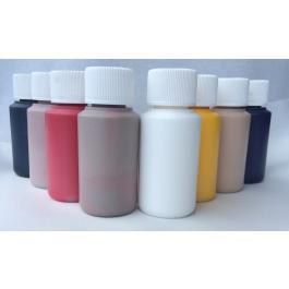 Kleurstof voor latex 100 gr verpakking