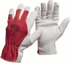 Handschoen zeer soepel leer per paar