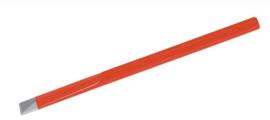 Muller platte beitel 14mm breed 250mm lengte