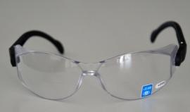 Veiligheidsbril met leesdeel op sterkte