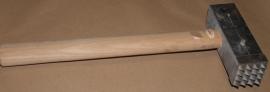 Bartsch hamer zware uitvoering 50x50mm eenzijdig