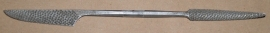 Riffelrasp handgekapt gehard staal model LSS H 25cm