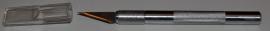 Scalpelmes professioneel 15cm