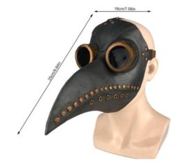 Plague Doctor steam punk uitvoering