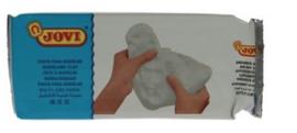 Luchthardende klei JOVI of DAS 1Kg pak kleur wit