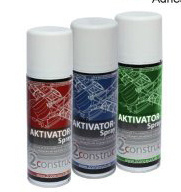 Activator medium voor secondelijm 200ml spuitbus