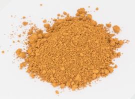Kleurstof IJzeroxide geel 100gr