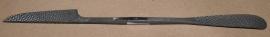 Riffelrasp handgekapt gehard staal model LSSA20cm