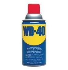 WD40 onderhoud en smeerspray