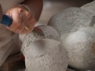 Cursus beeldhouwen in steen