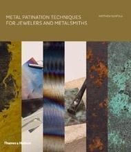 Metal patination techiques (Engelstalig boek)
