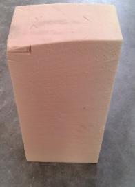 PU schuim blok van ca 25x23x60cm