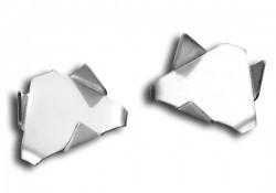 Mini drievoet metaal 25mm