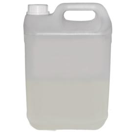 Plasticréte vloeistof verpakking van 2,5 liter