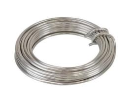 Armatuurdraad  aluminium 3,25mm per rol van 10 meter