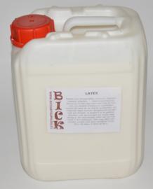 Latex  vloeibaar of rubber 5 liter verpakking