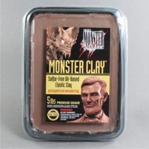 """Monster Clay """" Soft"""" verpakking van 2,25 kg"""