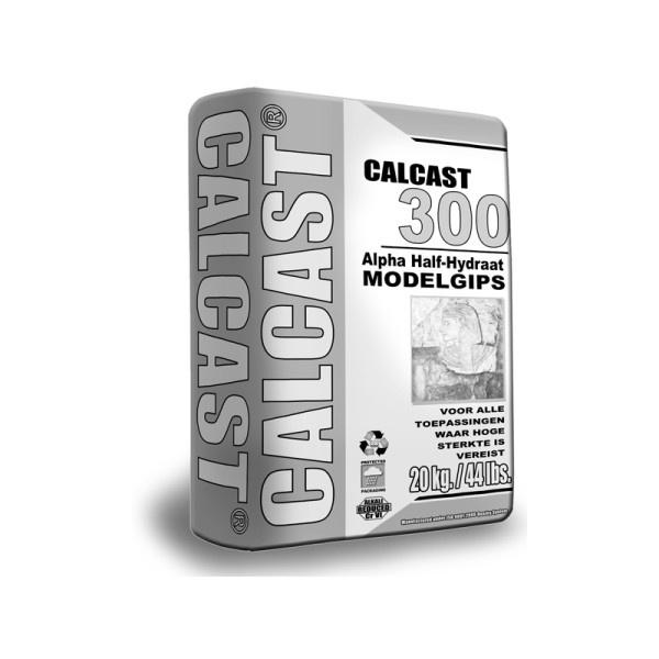 Elfenbein, Ultracal 30 of Zellaan gelijke gips Calcast 300 5Kg zak
