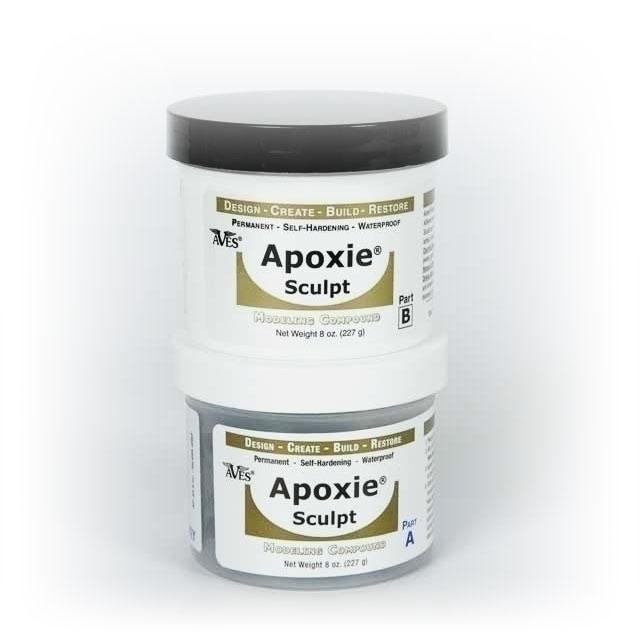 Apoxie Sculpt Brons 1,81 Kg verpakking