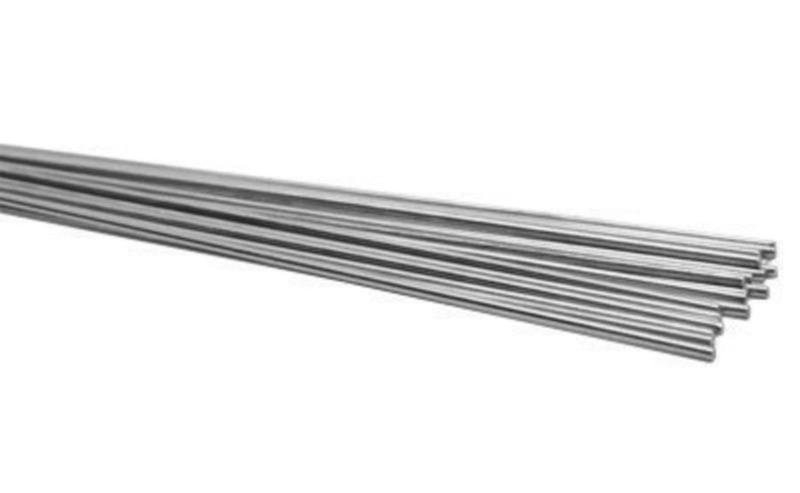 RVS staf 2 mm 0,5 meter