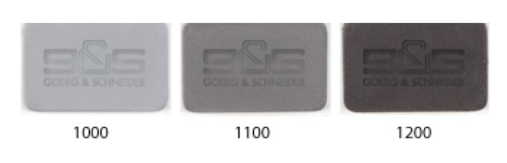 G&S 373 Klei grijs/zwart bakkend