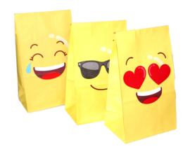 Emoji traktatiezak