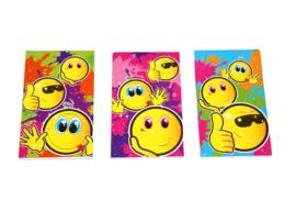 Emoji traktatietaart