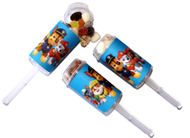 Paw Patrol push up traktaties