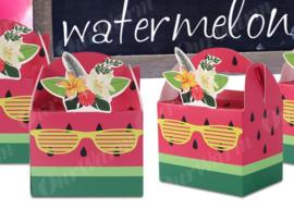 Tropische Meloen  traktatie